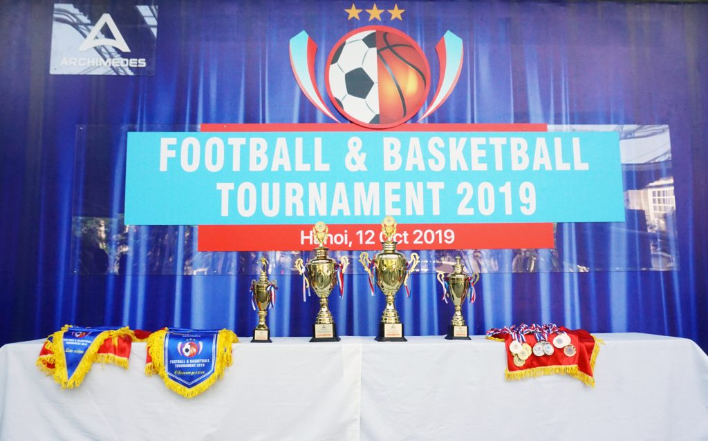 [AAPS] Football – Basketball Tournament 2019